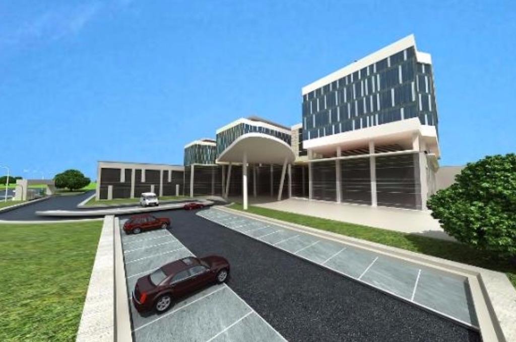 600 Yataklı Devlet Hastanesi