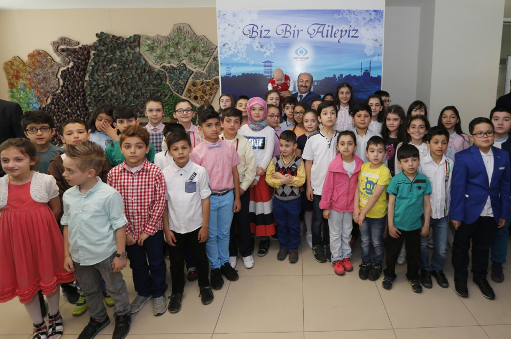 Sultangazi Çocuk Meclisi Toplandı