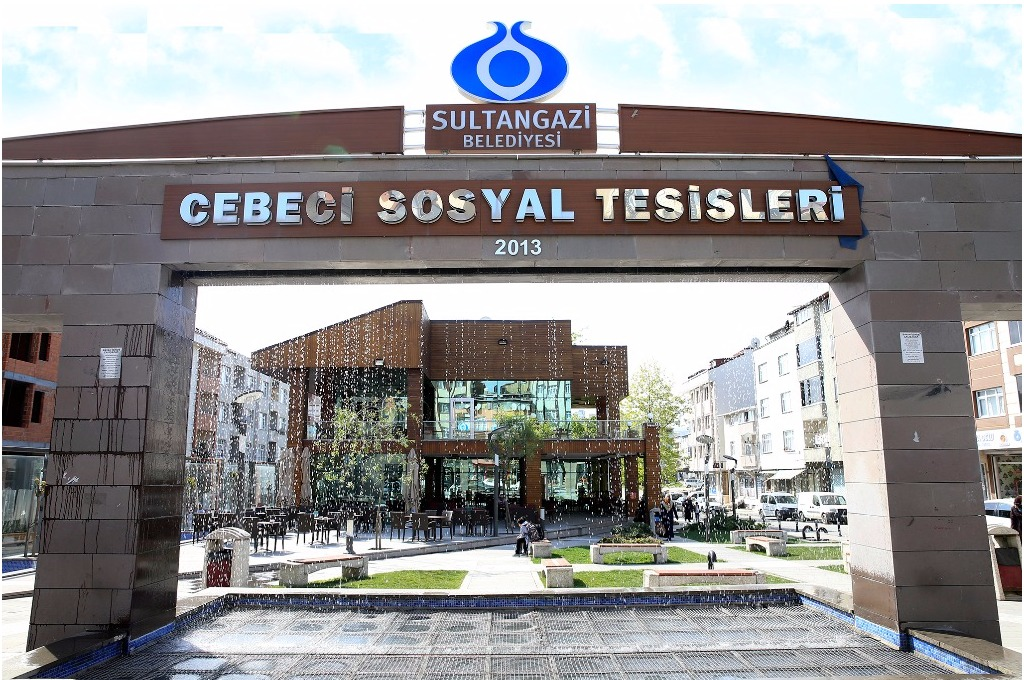 CEBECİ SOSYAL TESİSLERİ